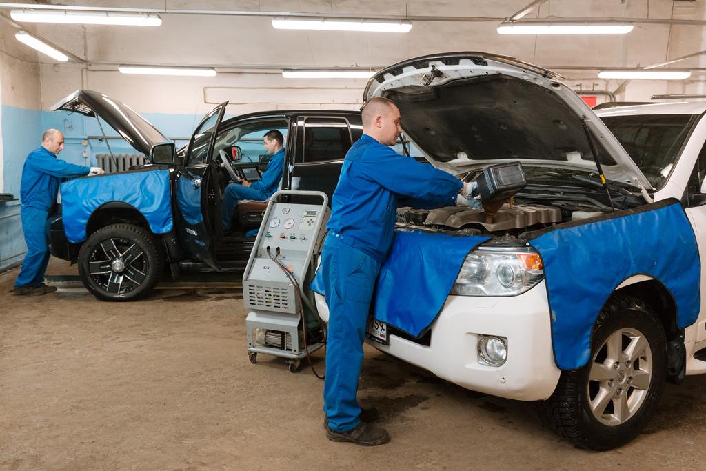 Автосервис в Перми, замена масла, диагностика автомобиля, техническое обслуживание тойота, лексус